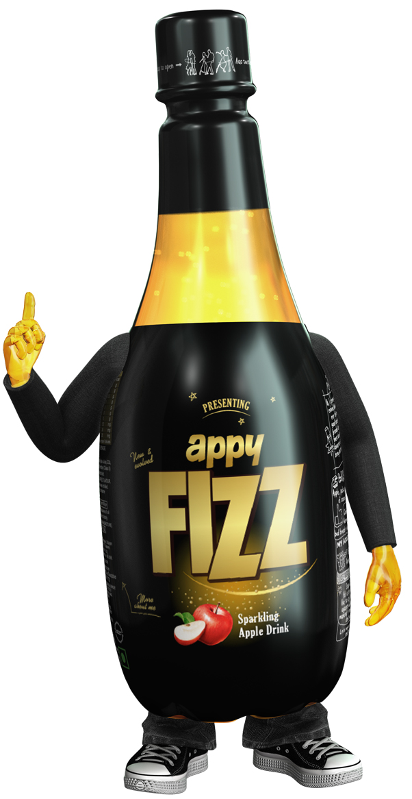 Fizz… Oh, What a Relief it is!